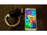 Samsung s5 16gb white 4g unlocked to any network