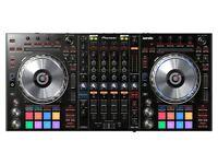 Pioneer dj-sz 4 channel dj controller serato