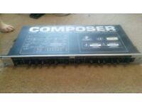 Behringer Composer Compressor / limiter Mdx2100