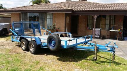Car Plant Trailer with brakes Bassendean Bassendean Area Preview