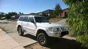 2003 Nissan patrol stL Maiden Gully Bendigo City Preview
