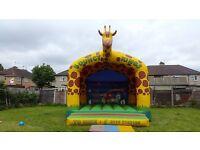 bouncy castle for all