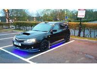 Subaru impreza hatchback 2.0td modified