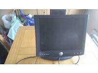 """Dell 15"""" Computer monitor"""