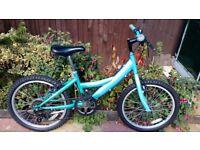 Kids bike 20 inch wheels 6 speed