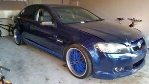 VE Holden Commodore Sedan v6 auto 20 inch wheels qld Kingaroy South Burnett Area Preview
