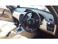 BMW X3 3.0 Diesel M-sport for quick sale