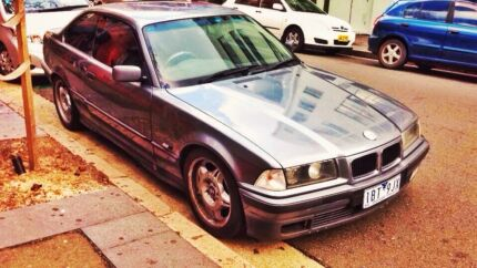 1996 BMW 3 Coupe Hillsdale Botany Bay Area Preview
