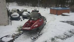 1991 Polaris Indy sport 440