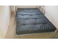 Double Sofa Bed - futon style