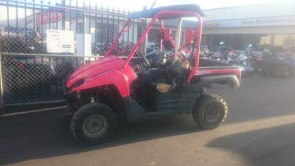 cheap kawasaki teryx 750 side by side ssv atv quad Taminda Tamworth City Preview