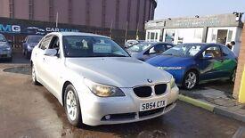 """STUNNING"" BMW 5 SERIES 520i SE (2004) - FULL SERVICE HISTORY - 2 KEYS - NEW MOT - HPI CLEAR!"
