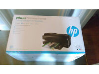 HP OfficeJet 7610 Wide Format e-All-in-One Printer, Prints up to A3.