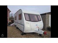 Caravan Coachman Amara 520/4   4 Berth great condition NO DAMP