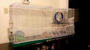 2 Rodent cages (can be combined into 1)