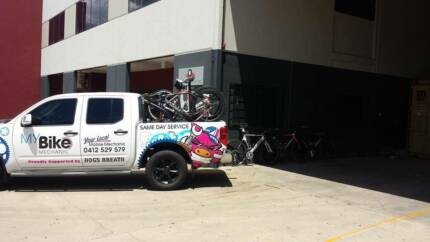 Mobile Bicycle Servicing - We come to you! Thornlands Redland Area Preview