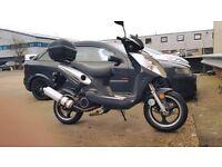 jonway 125 125cc