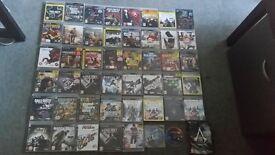 PS3 Games Bundle (48 games)
