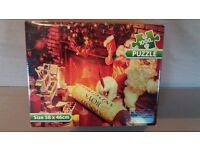 1000 Piece Jigsaw Puzzle Christmas Santas List Brand New & Sealed