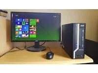 Acer Veriton X2120G Quad core / 1.6 GHz x4 RAM 4 GB HDD 500 GB