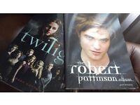 Twilight fan books £2 each
