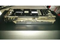 MSI AMD Radeon R9 290X GAMING Graphics Card 8GB