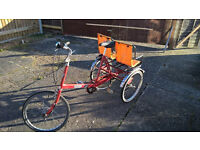 Pashley Trike / Tricycle