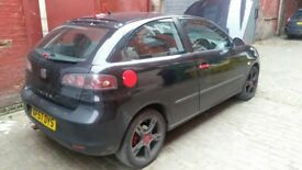 BREAKING 2007 seat ibiza 1.4 16v formula sport some parts available LC9Z
