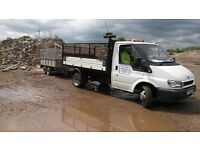 BENTLEYS WASTE SERVICES RUBBISH REMOVAL free same day quote more cost effective than a skip
