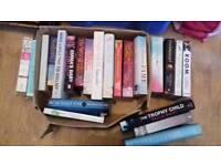 Book bundle- 40 books