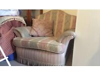 FREE sofa and two armchairs (one set) - cosy and comfy!
