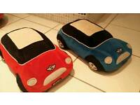 Mini car cushions