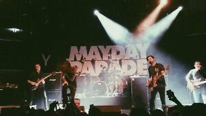 SEEKING 1x MAYDAY PARADE VIP TICKET Whalan Blacktown Area Preview