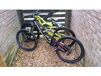 Specialized Specialised Status I Downhill Jump Enduro Mountain Bike with £££'s spent on Upgrades!!