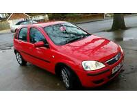 Vauxhall Corsa 2005 1.3 cdti