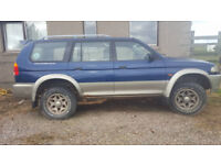 Mitsubishi Challemger 1999 for Spares or Repair