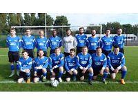 Football Players Wanted - Wolverhampton Sunday League