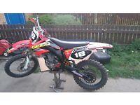 Crf 450 2003 pats