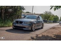 2004 Bmw 1 series lowered with BC coil-overs and on 3sdm 0.06's