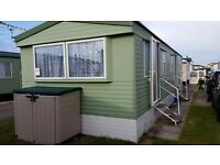 6-8 berth caravan for rent porthcawl trecco bay
