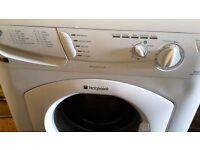 Hotpoint Aquarius WM321 washing machine 1200 spin 6kg