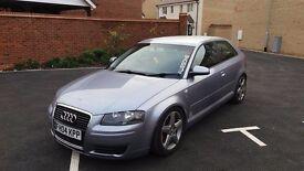 Audi A3 2004 1.6 petrol new MOT