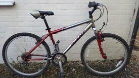 Ladies Giant 6061 Aluxx mountain bike