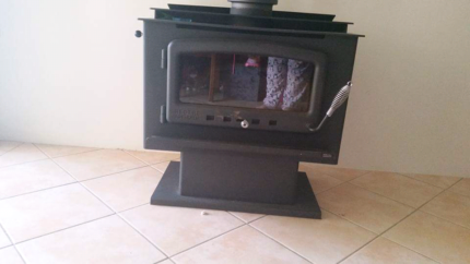 Nectre fireplace MK2 LE