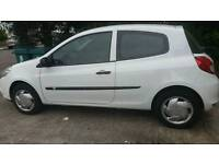 LHD RENAULT CLIO 3. YEAR 2012 DCI ECO 2
