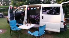TOYOTA HIACE 1995 // REGO WA Maxwelton Central West Area Preview