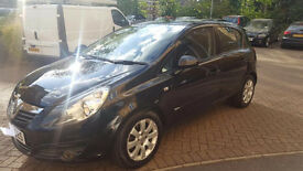 2007 VAUXHALL CORSA SXI AV AUTO, 1.4CC PETROL, LADY OWNER, AUTO GEARBOX,12 MONTHS MOT, ONLY 72K