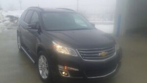 2015 Traverse  LT AWD