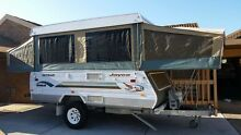 Jayco Eagle Outback 2004 Off Road Camper Melton Melton Area Preview