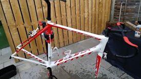 Scott Addict 61cm Frameset £500 (open to offers)
